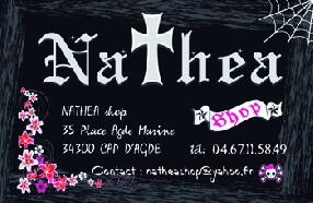 logo NATHEA shop