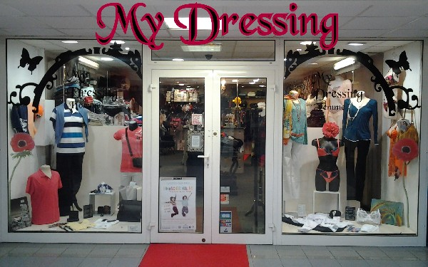 boutique My Dressing Cagnes sur mer<br />